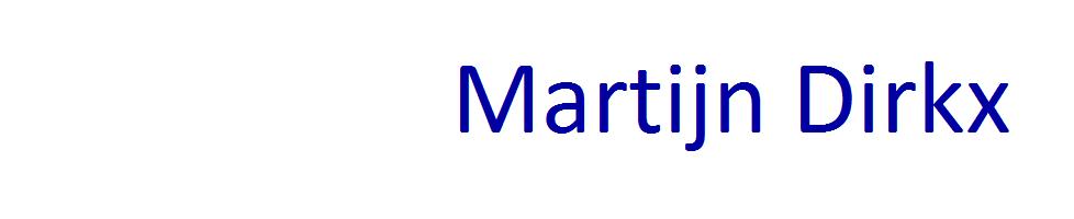 Martijn Dirkx Online Marketing