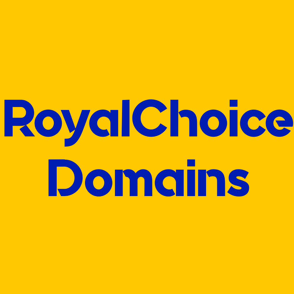 RoyalChoice Domains