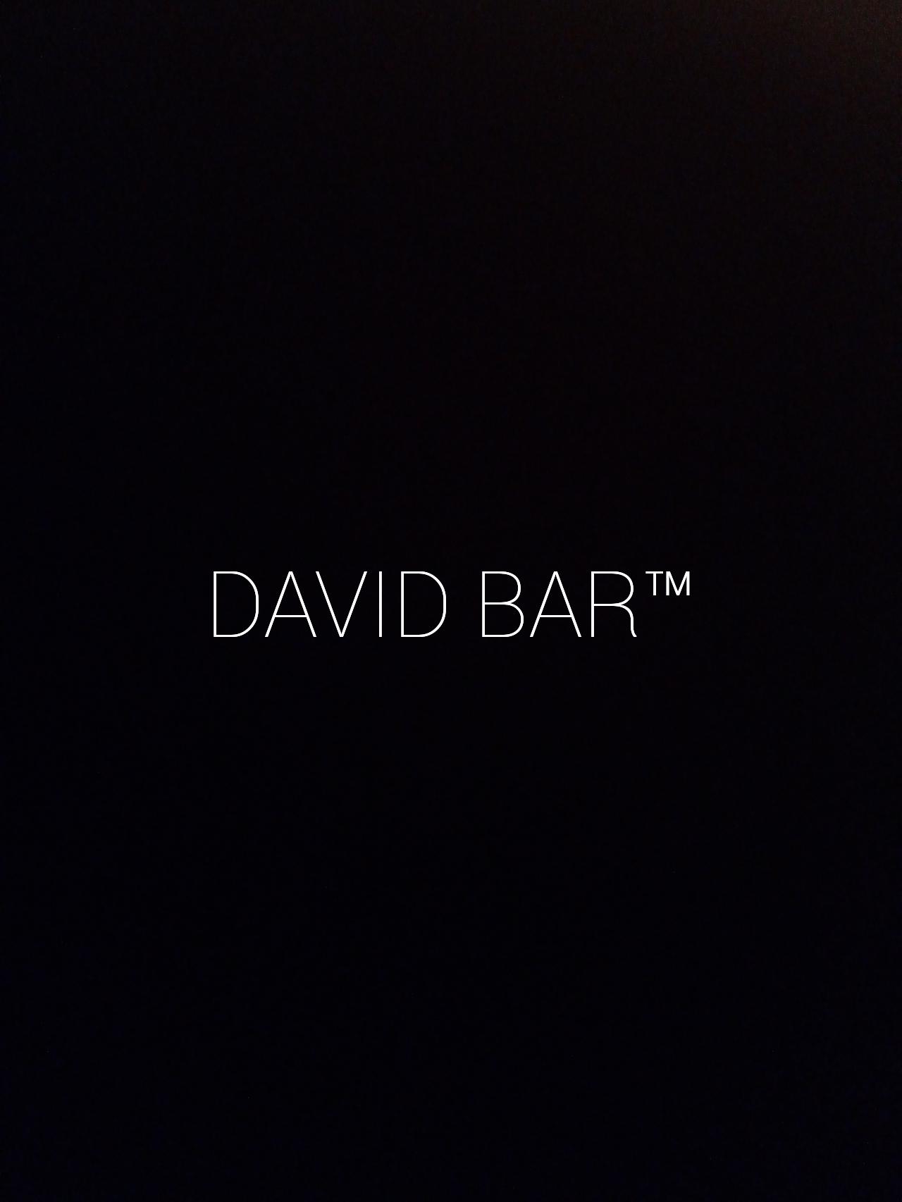 DAVIDBAR™
