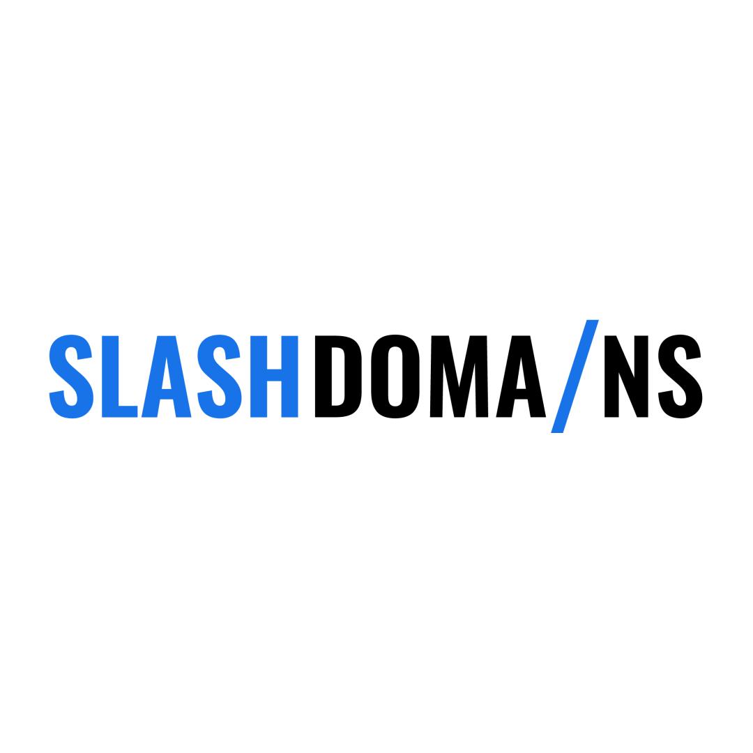Slash Domains