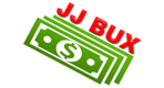 Jj bux logo transparent bkgrd